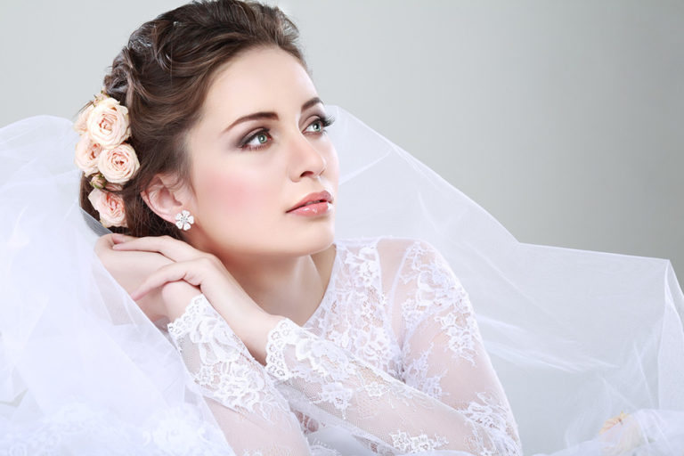 Your step by step guide to glowing wedding skin