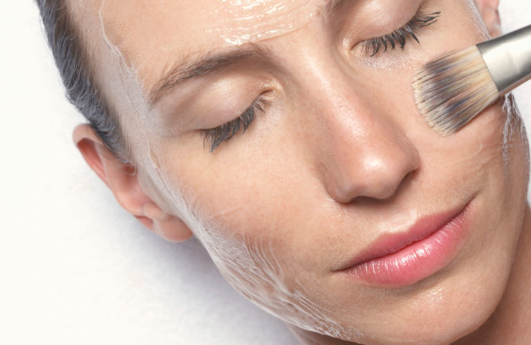 Why are  skin peels good  in winter?